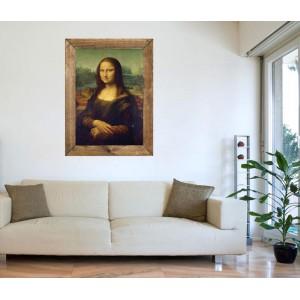 """Стикер за стена """"Да Винчи-Мона Лиза"""""""