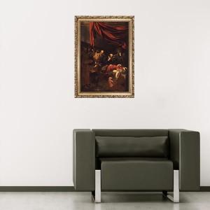 """Стикер за стена """"Микеланджело-На прощаване"""""""