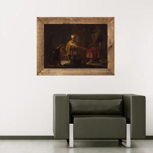 """Стикер за стена """"Рембранд-Поклон"""""""