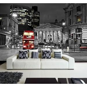 Фототапет за стена 'Нощ из Лондон'