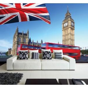 Фототапет за стена 'Великобритания'