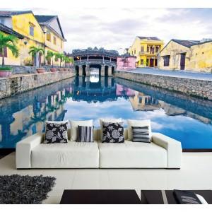 Фототапет за стена 'Водни отражения'