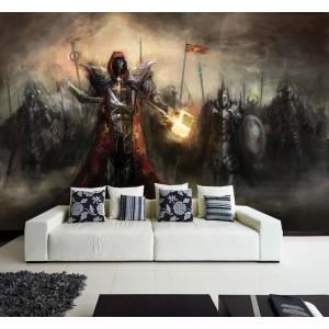 Фототапет за стена 'Господарят на злото'