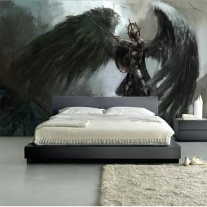 Фототапет за стена 'Ангелски криле'