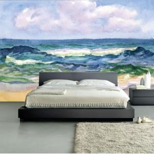 Фототапет за стена 'Вълната на прилива'