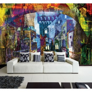 Фототапет за стена 'Абстрактно'