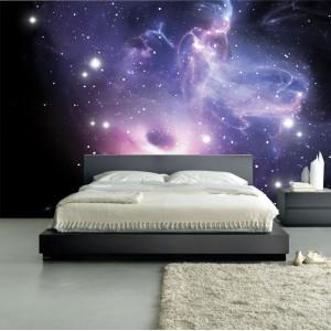 Фототапет за стена 'Между звездите'