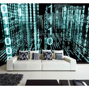 Фототапет за стена 'Кодове'