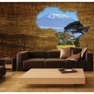 Фототапет за стена 'В Африка'