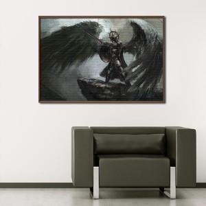 Канава - картина 'Ангелски криле'