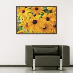 Канава - картина 'Жълто изобилие'