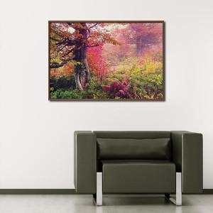 Канава - картина 'Розова гора'