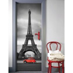 Стикер за врата 'Айфелова кула'