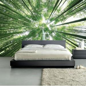 Фототапет за стена 'Бамбук'