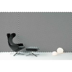 Тапет за стена ''Бяло и черно'