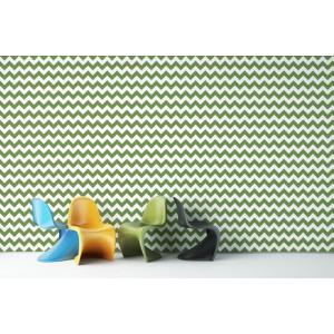 Тапет за стена 'Зелени вълни'